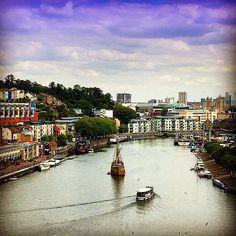 The Matthew in Bristol docks #bristolchimneysweep