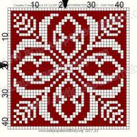Cross Stitch Borders, Cross Stitch Designs, Cross Stitching, Cross Stitch Embroidery, Cross Stitch Patterns, Weaving Patterns, Mosaic Patterns, Postage Stamp Quilt, Sewing Art