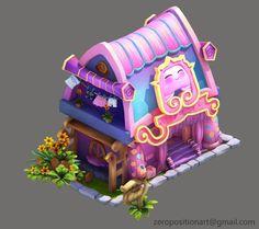 Lovely hut by ~Zero-Position-Art on deviantART