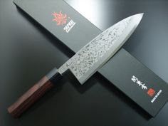 Shirogami Deba - Kanestune Japanese Chef Knives - Chefslocker - Japanese Chef Knives