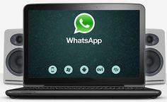 Whatsapp computer: how to use whatsapp on a computer without an internet enabled phone (smartphone). All you need is a computer. Pc Computer, Laptop Computers, Autocad Architecture, Whatsapp Tricks, Phone Messages, Tech Updates, Whatsapp Messenger, Iphone, Windows 10