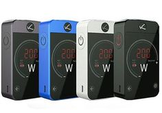 Kanger Pollex 200W Touch Screen Box Mod $49.90