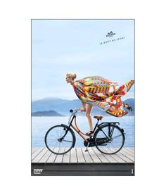 Hermès SS 2013 Campaign I  by Nathaniel Goldberg