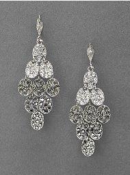 I love earrings.