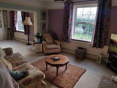 Cottage Living Rooms, Shag Rug, Life, Home Decor, Shaggy Rug, Decoration Home, Room Decor, Blankets, Home Interior Design