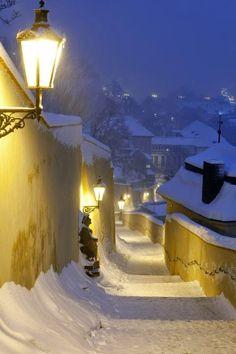 snow Provence