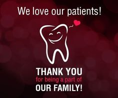 Words can't describe the love we have for our patients, you are all apart of our #happydental #home