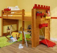 Fotos de camas originales para niños   Ideas para decorar, diseñar y mejorar tu casa.