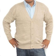 CELITAS DESIGN Men's Cardigan Alpaca Vneck Buttons and Pockets Reviews   	  	    	  	Cardigan Sweaters Product Features BEIGE Made in Peru Soft and Warm perfect gift alpaca blend cardigan Cardigan Sweaters Product Description Alpaca is considered a specialty fiber, also, alpaca is considered a luxury fiber durability and warmth very nice, good quality, versatile and useful garment made in PERU Find More Cardigan Sweaters Products  http://www.freesweaters.com/celitas-design-mens-car..