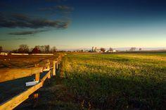 Lancaster farmland, Leola, PA