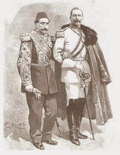A Deadly Dalliance Turkic Languages, Semitic Languages, Wilhelm Ii, Kaiser Wilhelm, Knit Rug, Blue Green Eyes, Indian Language, Dance 4, Ottoman Empire