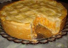 Essa torta é divina!! - Aprenda a preparar essa maravilhosa receita de Torta especial de frango