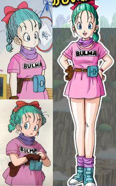 Bulma - Dragon Ball