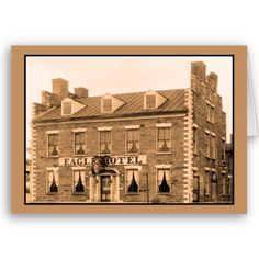 Eagle Hotel, Erie, Waterford, PA