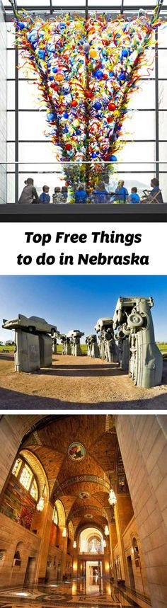 Visit Boys Town, explore art museums, learn about pioneers and see the Midwest's version of Stonehenge. It's all free in Nebraska!