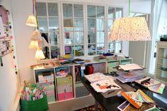 www.geliebtes-zuhause.de: Zu Besuch bei Rie Elise Larsen in Copenhagen /Tag 1 Teil 1