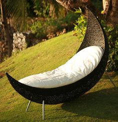 I think I would sleep in the back yard if I had this