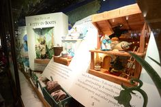 WORK: The Magic of Beatrix Potter in Fenwick's windows this Christmas – Creative Review Creative Review, Display Design, Beatrix Potter, Book Characters, Newcastle, Kitten, Christmas Decorations, Museum, Windows
