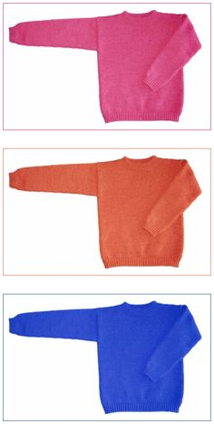 Knitting Patterns Boys, Knitting Projects, Baby Sweaters, Crop Tops, Sweatshirts, Clothes, Women, Garance, Gilets