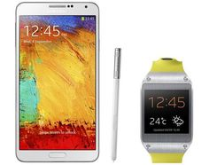 The Samsung GALAXY Note 3 and the Samsung GALAXY Gear in a detailed 20 minutes hands-on video, here every feature is shown in detail