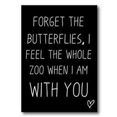 Jots Kaart Butterflies - Twenty Somethin'
