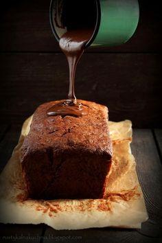 """rústica cocina - cocina en casa: Chocolate """"Pan de plátano"""""""