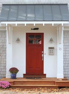 Coastal Decor, Beach, Nautical Decor, DIY Decorating, Crafts, Shopping   Completely Coastal Blog: 17 Front Doors & Decorations with Coastal & Nautical Personality
