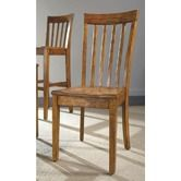 Found it at Wayfair - Harmony Slat Back Side Chair