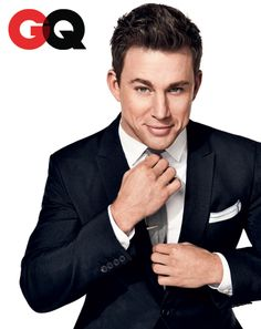 Channing Tatum Covers GQ