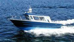 28' EagleCraft Cruiser « EagleCraft Aluminum Boats, builders of commercial, pleasure and sport aluminum boats EagleCraft Aluminum.