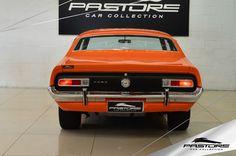 Ford Maverick GT 1975 . Pastore Car Collection Ford Maverick GT V8 de Plaqueta LB5E 1975/1975. Veículo todo restaurado! Impecável! Motor com peças de performance, cabeçote de alúminio, comando, quadrijet Edelbrock, bomba elétrica, etc. Aproximadamente 300CV Dados de fábrica: Motor 8 cilindros em V (4.950 cm³) com potência de 199CV (197HP) a 4600rpm e torque de 39,5kgfm a 2400rpm. No início dos anos 70, a Ford do Brasil, que havia incorporado recentemente a Willys, possuía...