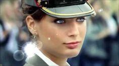 WONDERFUL military WOMEN ♥ Electric Romeo remix Globus Europa Instrument...