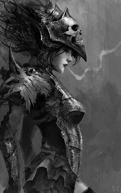 Little Starlord - whitesoulblackheart: Persephone by Alexandre...