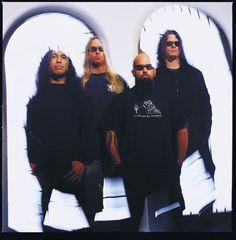 paul bostaph photos | Slayer Welcomes Back Paul Bostaph