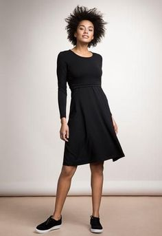 Kelly Dress - Black