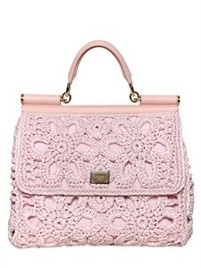 LUISAVIAROMA - LUXURY SHOPPING WORLDWIDE SHIPPING  I love this dolce & gabbana bag