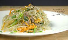 Korean Jap Chae (잡채)