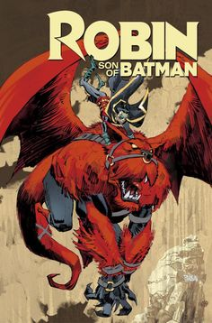 Robin Son of Batman - Dan Panosian