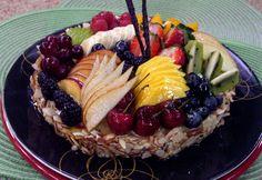 """Hubert Keller """"Tart aux Fruits"""" Secrets of a Chef Episode 306: http://www.hubertkeller.com/recipes/mod/recipe_316tartauxFruits.html"""