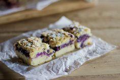Yummy Baker: Mustikka-kookospiirakka