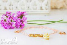 Mothers day gift, Mom bracelet, Flower bracelet, Romantic bracelet, Peach bracelet, Charm bracelet, Pastel colors, Gift for mom, Mothers day https://etsy.me/2GBvIkF #minimalistjewelry #rosebracelet #pink #floral #minimalist #jewelry #lovebracelet #pinkred #braceletcombo #minimalistbracelet #mothersdaygift #mothersdaybracelet #giftformother #iloveyoumom #mombracelet #etsyshop #etsyjewelry #etsygift #charmbracelet #cordbracelet #pastelcolors