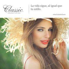 La vida sigue, al igual que tu estilo! #Classic #Marron #Hermosillo