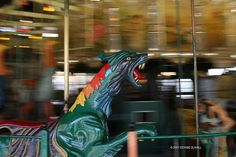carousel horse by airedale2, via Flickr