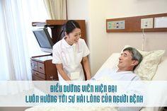 Phong cách phục vụ của điều dưỡng viên là làm người bệnh an tâm điều trị