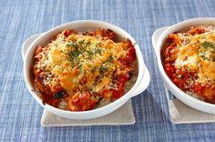 サバのトマトソースドリアのレシピ・作り方 - 簡単プロの料理レシピ   E・レシピ