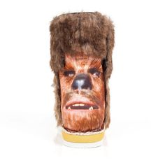 Chewbacca Has Been Turned Into Boots!