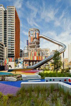 Wulaba Park by Sturt Noble Associates « Landscape Architecture Works | Landezine