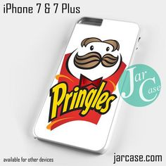 pringles potato logo Phone case for iPhone 7 and 7 Plus