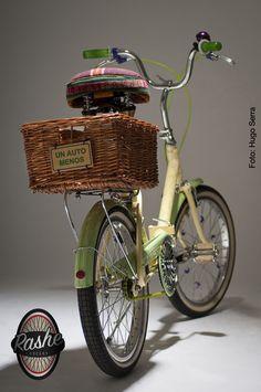 Un auto menos. #bicycle