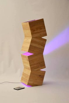 Wooden Lamps - including Articulated People - by... |